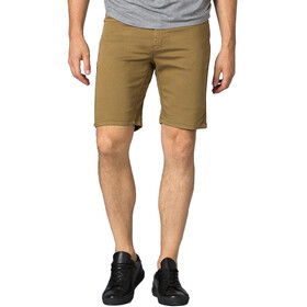 DUER No Sweat Shorts Men, tobacco